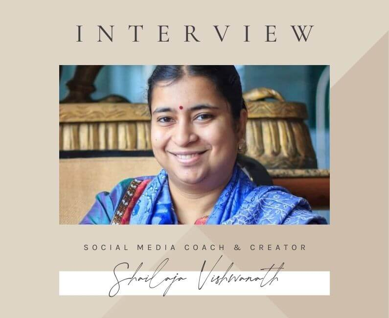 Ep. 11: Can Your Business Survive Without Social Media? With Shailaja Vishwanath